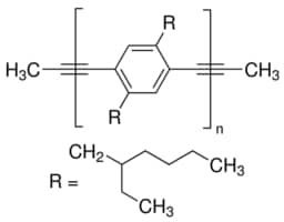 Poly(2,5-di(2′-ethylhexyl)-1,4-ethynylene)