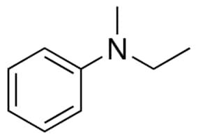 N Methylaniline Structure N-ETHYL-N-METHYLANILIN...