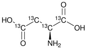 L-Aspartic acid-13C4