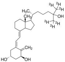 1α,25-Dihydroxyvitamin D3-26,26,26,27,27,27-d6 solution