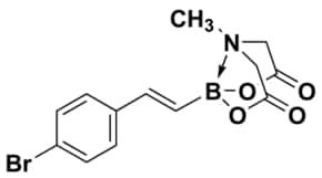 trans-2-(4-Bromophenyl)vinylboronic acid MIDA ester