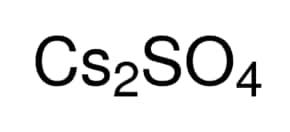 Cesium sulfate