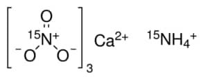 Ammonium-15N calcium nitrate-15N3 5 atom % 15N   Sigma-Aldrich