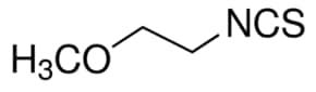 2-Methoxyethyl isothiocyanate