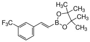 trans-2-[3-(Trifluoromethyl)phenyl]vinylboronic acid pinacol ester