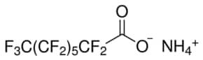 Pentadecafluorooctanoic acid ammonium salt