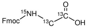 Fmoc-Gly-OH-13C2,15N