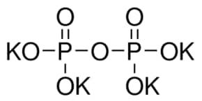 Potassium pyrophosphate 97% | Sigma-Aldrich