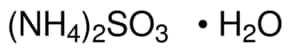 Ammonium sulfite monohydrate
