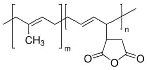 Polyisoprene-graft-maleic anhydride