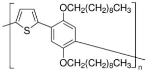 Poly[(2,5-didecyloxy-1,4-phenylene)-alt-(2,5-thienylene)]