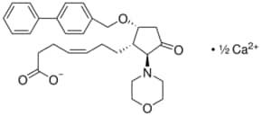 AH23848 hemicalcium salt