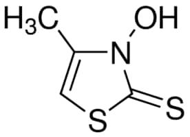 3-Hydroxy-4-methyl-2(3H)-thiazolethione
