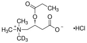Propionyl-L-carnitine-(N-methyl-d3) hydrochloride