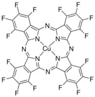 Copper(II) 1,2,3,4,8,9,10,11,15,16,17,18,22,23,24,25-hexadecafluoro-29H,31H-phthalocyanine