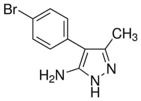 5-Amino-4-(4-bromophenyl)-3-methylpyrazole