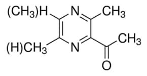 2-Acetyl-3,5(6)-dimethylpyrazine, mixture of isomers