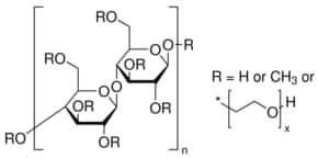 Methyl 2-hydroxyethyl cellulose