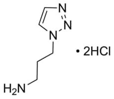 3-(1H-1,2,3-Triazol-1-yl)-1-propanamine dihydrochloride