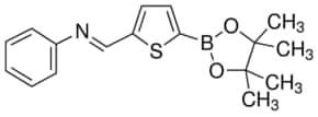 5-[(Phenylimino)methyl]-2-thiopheneboronic acid pinacol ester