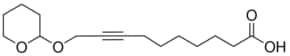 10-(2-Tetrahydropyranyloxy)-8-decynoic acid, 85%