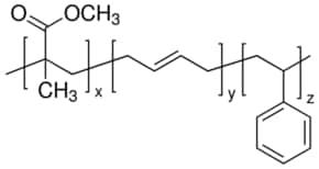 Poly(styrene-co-butadiene-co-methyl methacrylate) | Sigma-Aldrich
