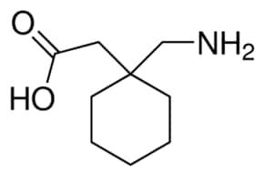 gabapentin solid   sigma-aldrich, Skeleton