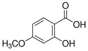 2 Hydroxy 4 Methoxybenzoic Acid 99