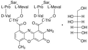 Actinomycin D–Mannitol