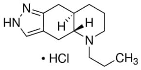 −)-Quinpirole hydrochloride ≥98% (HPLC), solid   Sigma-Aldrich