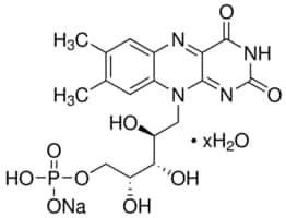 Riboflavin 5′-phosphate sodium salt hydrate