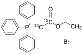 (Carbethoxymethyl-1,2-13C2)triphenylphosphonium bromide