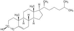 Cholesterol-3,4-13C2