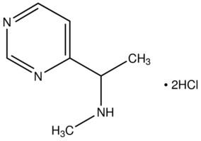 N-Methyl-1-pyrimidin-4-ylethanamine dihydrochloride