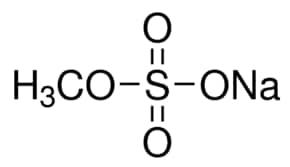 methyl sulfate sodium salt sigma aldrich