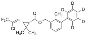(±)-Bifenthrin-(biphenyl-2′,3′,4′,5′,6′-d5)