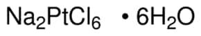 Sodium hexachloroplatinate(IV) hexahydrate