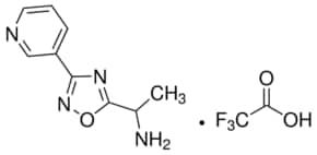 1-(3-Pyridin-3-yl-1,2,4-oxadiazol-5-yl)ethanamine trifluoroacetate salt