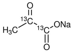 Sodium pyruvate-1,2-13C2