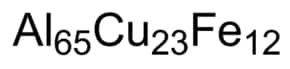 AlCuFe quasicrystal