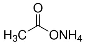 Ammonium acetate solution