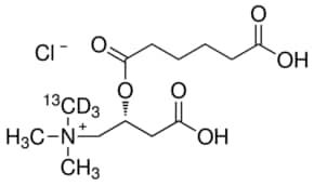 Adipoyl-L-carnitine-(methyl -13C, d3) hydrochloride