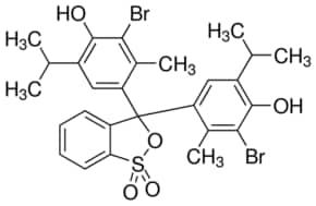 Bromothymol Blue ACS reagent, Dye content 95%