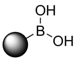 Boronic acid, polymer-bound