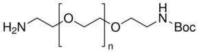 O-(2-Aminoethyl)-O′-[2-(Boc-amino)ethyl]polyethylene glycol 3000