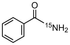 Benzamide-15N solution