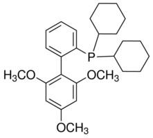 2′-Dicyclohexylphosphino-2,4,6-trimethoxybiphenyl