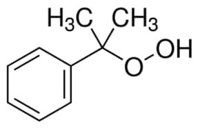 Cumene hydroperoxide technical grade, 80% | 80-15-9
