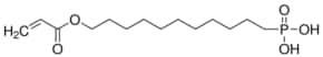 11-Phosphonoundecyl acrylate