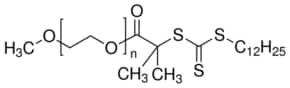 Poly(ethylene glycol) methyl ether 2-(dodecylthiocarbonothioylthio)-2-methylpropionate